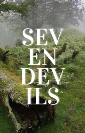 SEVEN DEVILS ;; SCREAM GIF SERIES