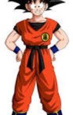 Goku   Y   Tu by MariaJavieraAlvarezF