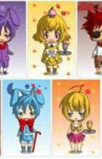 3 đứa điên vào game FNAF by Akashifangirl2506