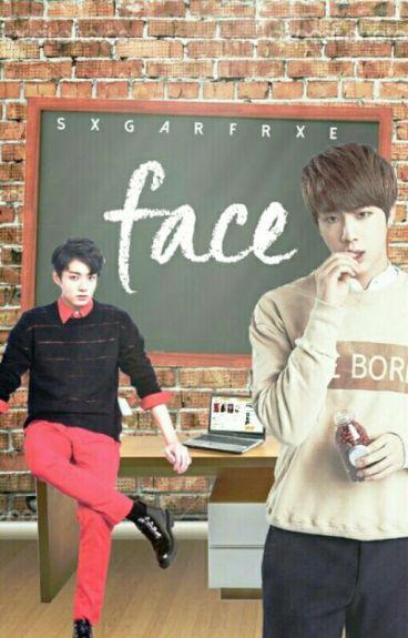 Face ❀ JinKook
