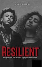 Resilient (August Alsina) by __Niaa__