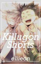 Killugon Shorts by tsunamonroll