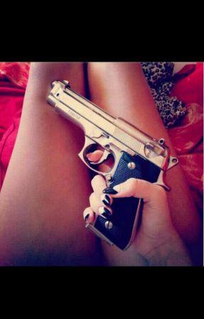 The Badass Girl and Bad boy by anonymousbitxh_00