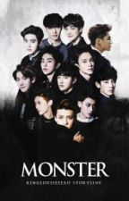Monster [/EXO BXB ff; by kinglouiseeexo_II