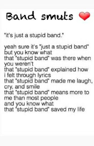 Band smuts