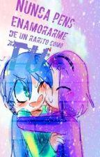 ||Nunca Pense Enamorarme De Un Rarito Como Tu|| [[FNAFHS]] {{Yaoi}} by BOIChara