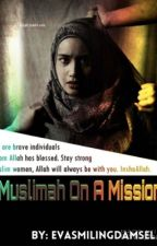 Muslimah On A Mission by Af_de_Awesomer