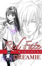 Hakuouki: RED FATE 赤い運命 by shinaabby
