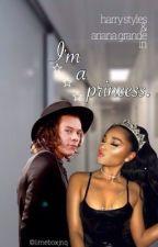 """I'm a princess."" ~HS.AG by limeboxjnq"