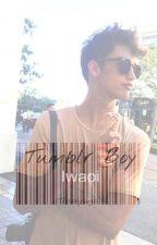 Tumblr Boy {Iwaoi AU} by trashysuga