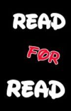 Read for Read! by kokieshirl