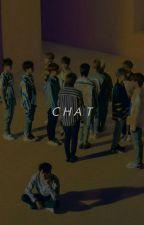chat | min yoongi by saeriinade