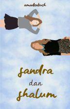 Sandra dan Shalum by amadeabuch
