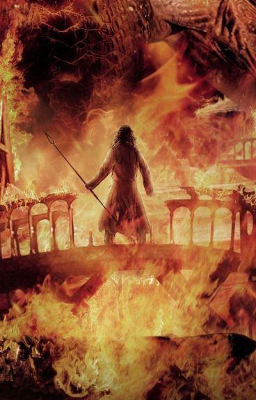 The Slayer's Strength (Smaug's Bane Trilogy ) Hobbit/Legolas