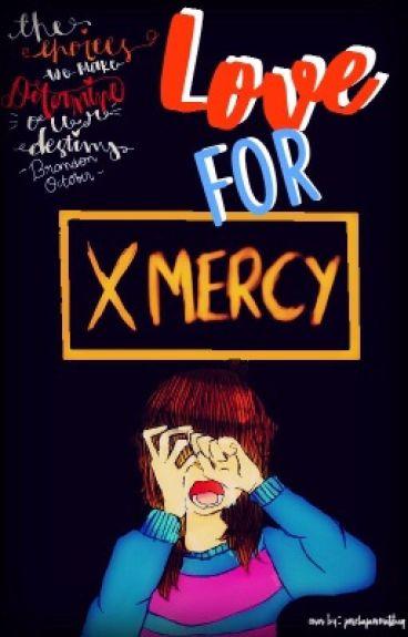 Love For Mercy  Sans X Frisk Fanfiction