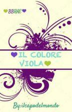 ♥IL COLORE VIOLA♥|| BBRAE by ilcapodelmondo