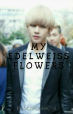 My Edelweiss Flowers by kimjeonpark_md
