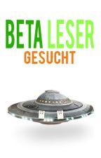 BETA LESER GESUCHT by Bookweerd