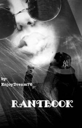 RANTBOOK by EnjoyDream76