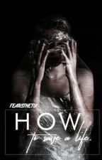 how to save a life » malik  by FEARSTHETIX