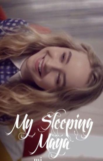 MY SLEEPING MAYA• MARKLE