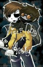Its A Hateful Love(Ticci Toby x Masky) by DontBeExcited