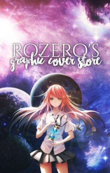 Rozero's Graphic Cover Shop (CLOSED)