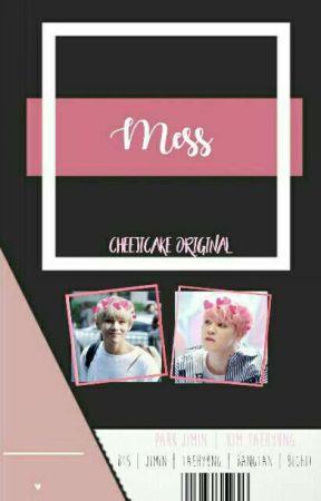 Mess | pjm•kth  by cheejicake