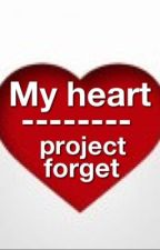 My heart project forget by s131999