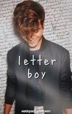 Letter Boy || Abraham Mateo by rareteen