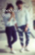 Shekhawat Boys by TaniyaSinghania