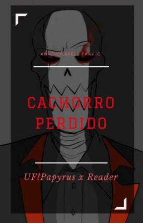 [Cachorro Perdido]°[Lemon]°[UF!Papyrus x Lectora] by KyoraCamarillo