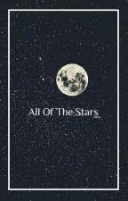 All Of The Stars; lashton by vdkray