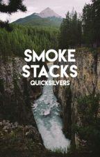 Smokestacks ❃ The 100 by quicksilvers