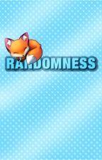 Randomness by BlueSapphire718