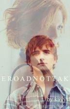 The Road Not Taken. by kayyshankk