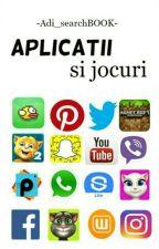 Aplicatii si Jocuri! by Adi_searchBOOK
