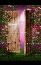 A porta encantada by Rebecapaulino123456