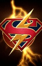 SuperFlash (SuperGirl Y Flash) by JoanJacome