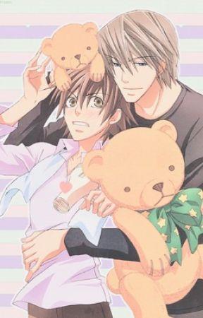 Junjou Romantica | Usagi x Misaki LEMON YAOI by alicegoodnight