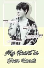 My Heart In your hands    vkook by vk00k_15