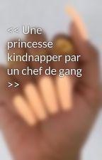<< Une princesse kindnapper par un chef de gang >> by chroniqueuse26100