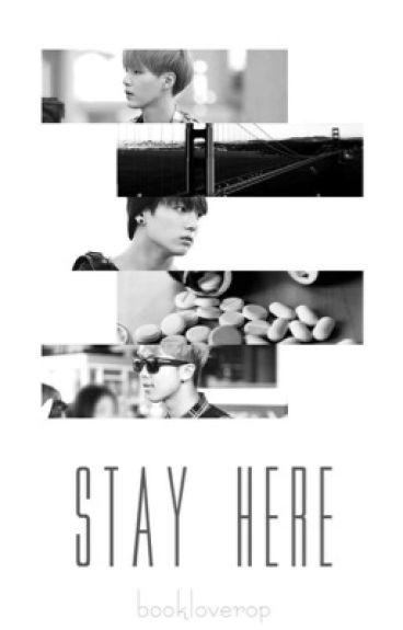 STAY HERE / MIN YOONGI