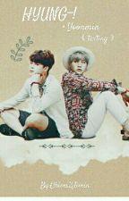 Hyung~! | Yoonmin  by Chimx2Jimin