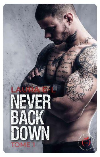Never back down (Sous contrat d'édition)