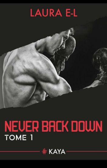 Never back down (Sous contrat d'édition)