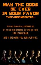 May The Odds Be Ever In Your Favor by TheFandomCentral