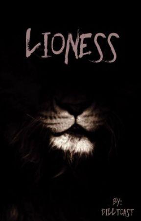 Lioness by dilltoast