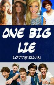 One Big Lie by idklottie