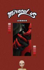 LEMMON DE MIRACOULUS LADYBUG by alienovni